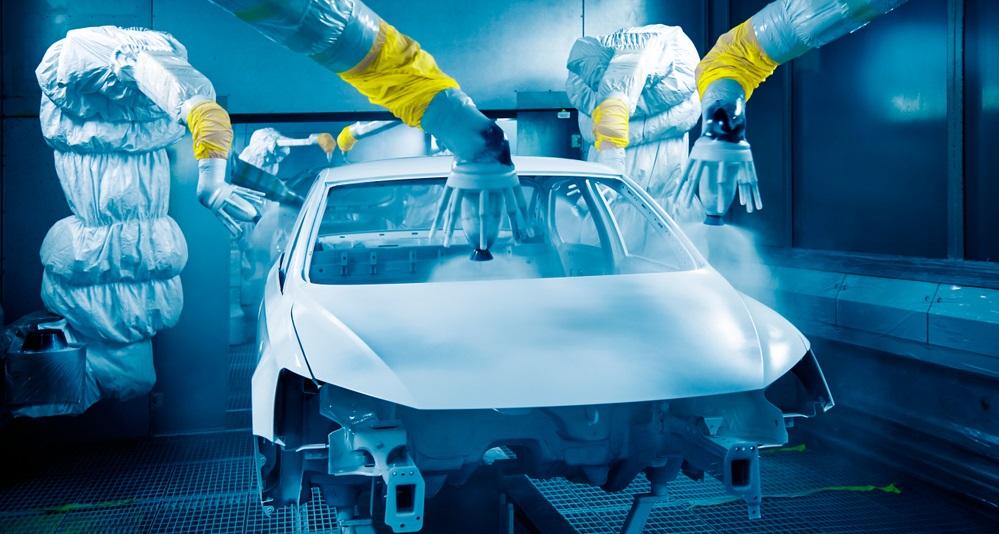 Automotive coatings